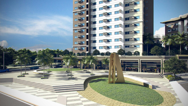 Avida Towers Iloilo Atria - Plaza